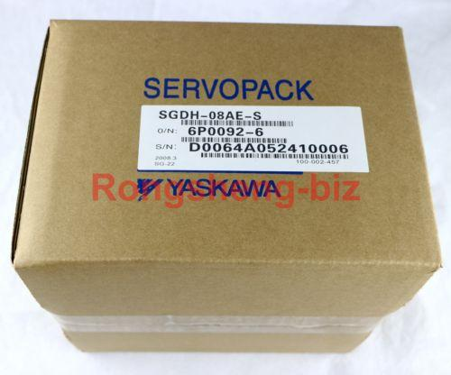 1PC Nueva Yaskawa SGDH-08AE-S # RS8