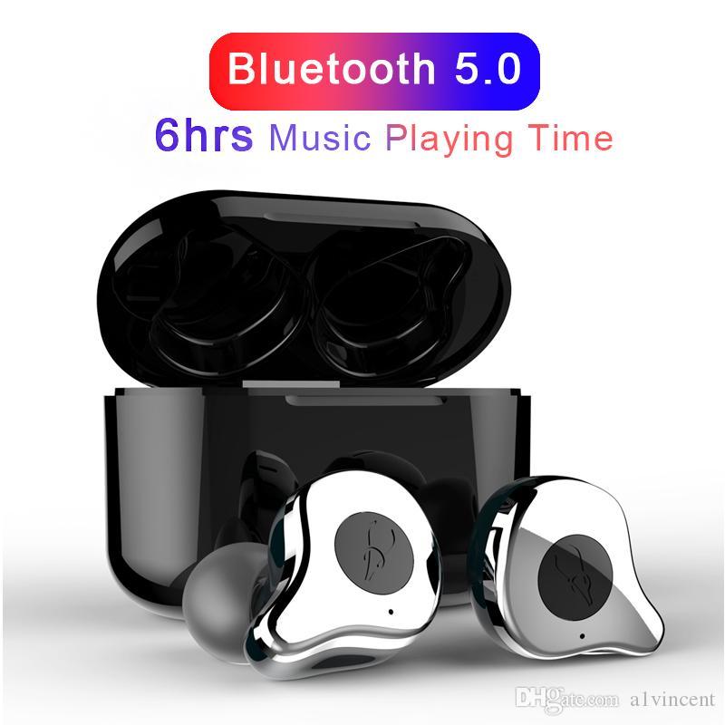 Sabbat E12 Ultra TWS Bluetooth 5.0 Qualcomm v5.0 auriculares estéreo de alta fidelidad Deportes auriculares de reducción de ruido auriculares inalámbricos
