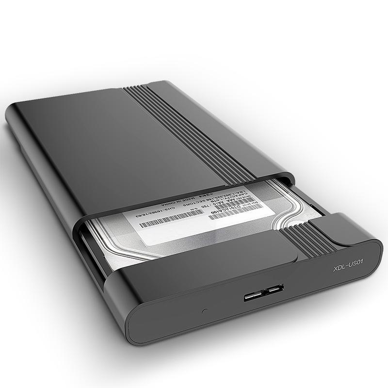 Yüksek Kalite 2 5 inç 5 Gbps SATA USB 3 0 Sabit Sürücü Muhafaza Sabit Disk Adaptörü