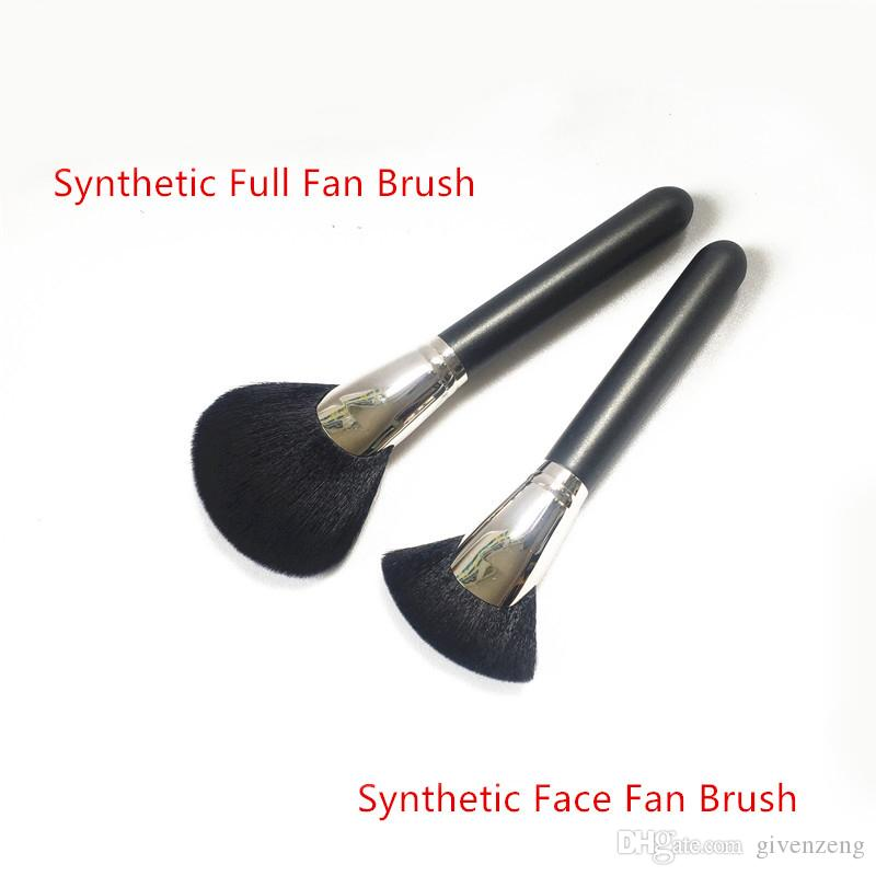 The Synthetic Fulll Fan BRUSH 140S / Brosse synthétique pour le visage BRUSH 141S - Pinceau Finish Blush Powder Blush