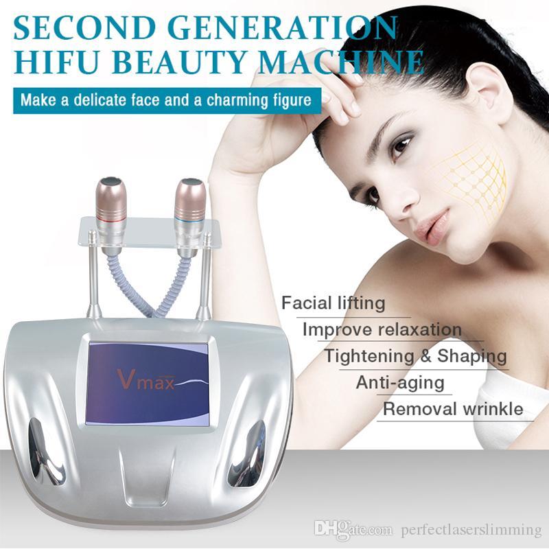 Home HIFU Machine , Face Lifting High Intensity Focused
