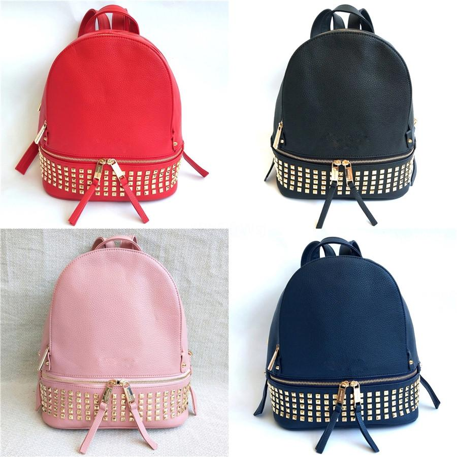 Fashion Luxury Woman Designer Rucksack echtes Leder Qualitäts-Taschen-Kette Cross Body Messenger Bag Mini Schultertasche Tasche # 968