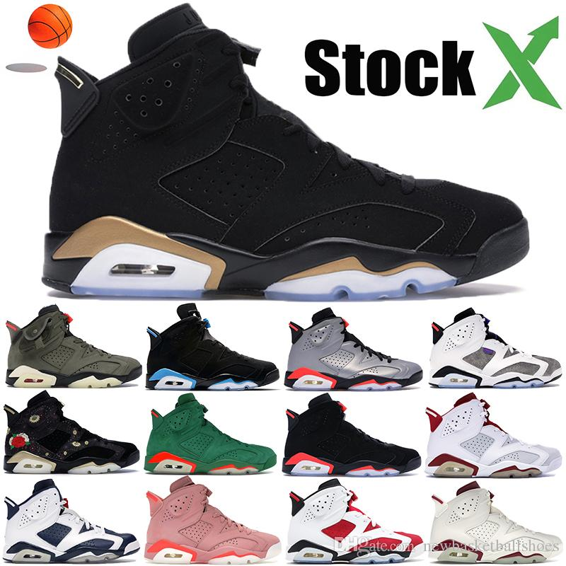 Mens Basketball Shoes Jordan 9 Retro Jumpman sogno lo faccio palestra Red Bred Carbone Cool Grey 9 UNC Countdown pacchetto Statua Designer Sneakers Trainers