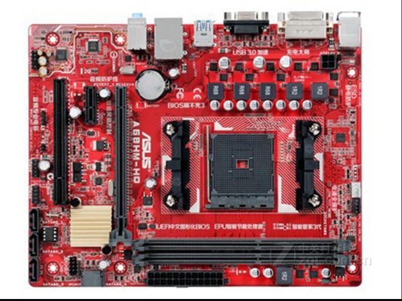2020 Socket Fm2 Fm2 For Asus A68hm Hq Original Used Desktop For Amd A68h Fm2 Motherboard Ddr3 From Yang29min 75 38 Dhgate Com