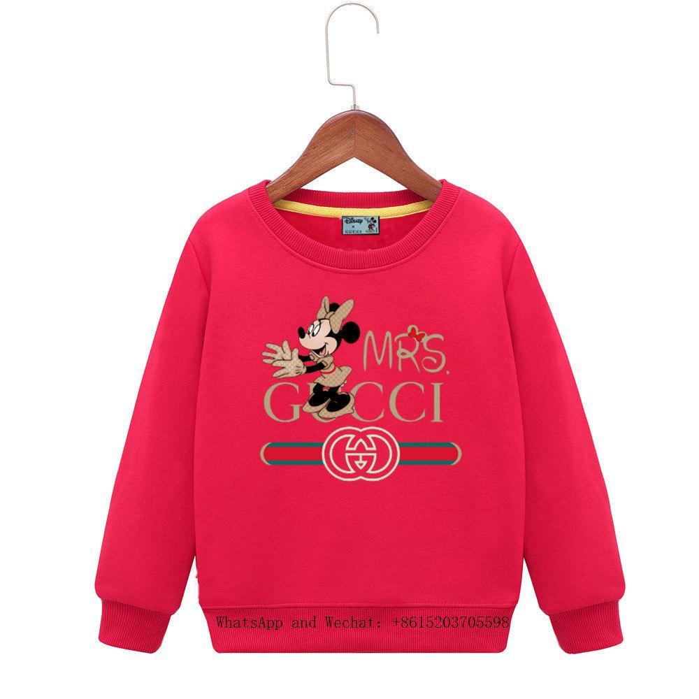 Thin puro cotone a maniche lunghe per il tempo libero dei bambini con cappuccio primavera dei bambini dei ragazzi hoodie 031.614