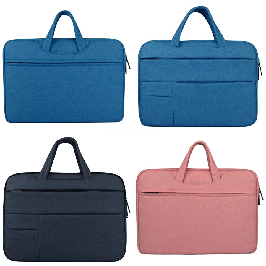 Bilgisayar Dizüstü Çantaları 13.3 14 15.6 17.3 İnç Çanta Çanta İçin Huawei Dell Acer Macbook Xiaomi Pro # 941