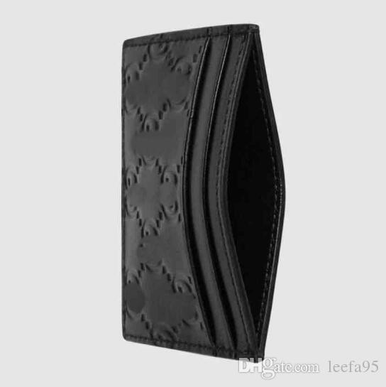 2020 Мужчины / женщины карты держатель сумки хорошего качества женщин кожа монета короткие бумажники мешки пыли L57 с коробкой Бесплатная доставка