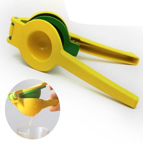 Ev için Mini Meyve Sıkacağı Ev El Basın Manuel Meyve sıkacağı Limon portakal Kireç taze meyve suyu aracı Squeezer Makinası
