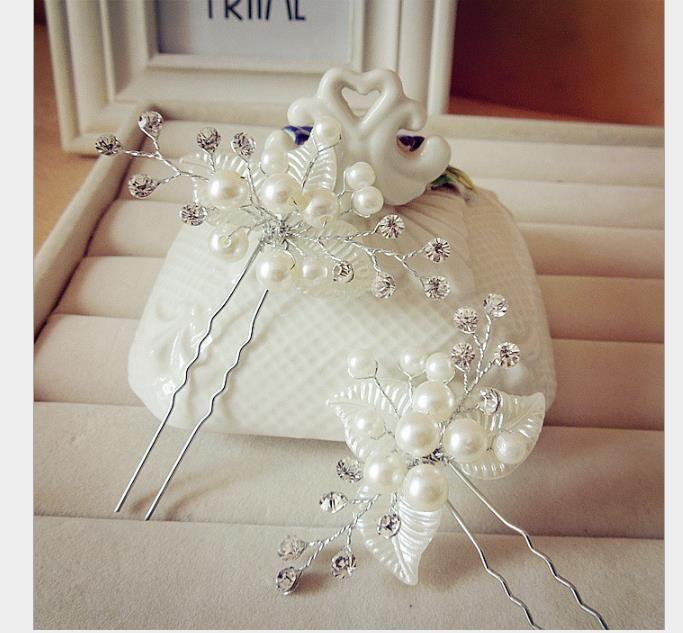 Noiva cocar de noiva artesanal pérola broca de água flor cabelo martelo branco vestido de noiva acessórios