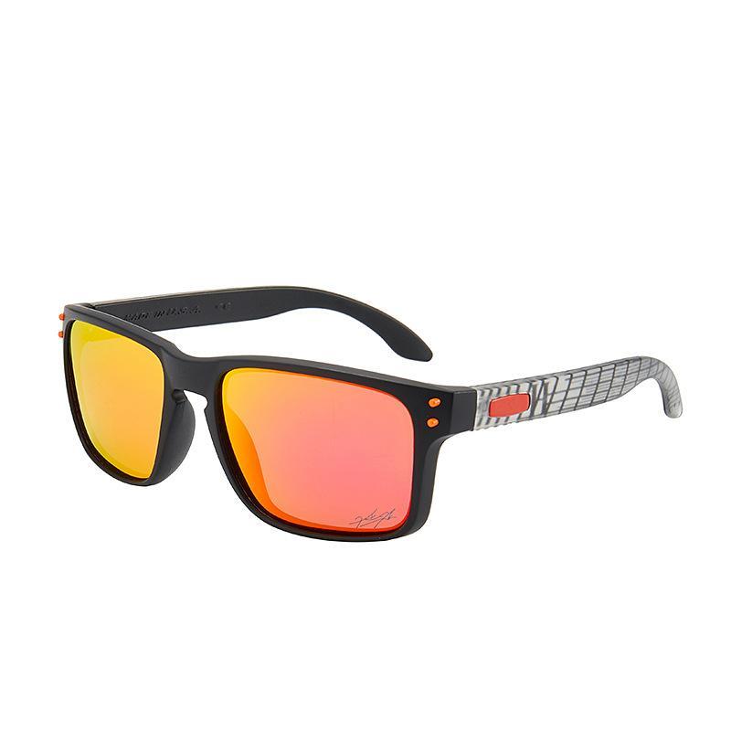2020 sport européens et américains VR46 lunettes de soleil polarisées extérieur des lunettes de soleil d'équitation de pêche 9102 modèles d'explosion