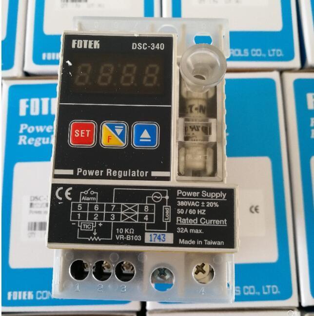 Régulateur numérique de puissance DSC-340 FOTEK 380VAC - Original neuf