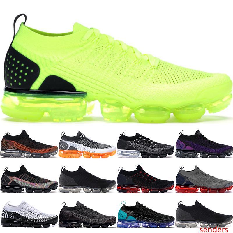 New Designers Chaussures arc-en-doux coussin être vrai femmes doux Chaussures de course pour chaussures qualité réelle Mode Hommes Sport Chaussures 36-45