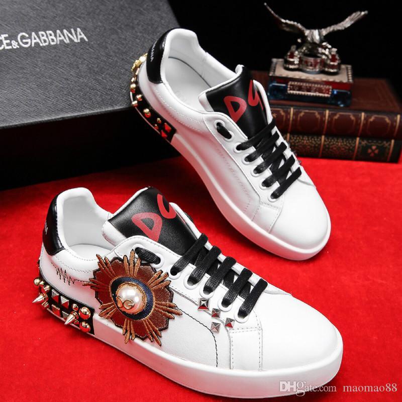 Yüksek kaliteli orijinal çift modelleri moda rahat ayakkabılar vahşi lüks ayakkabı alışveriş erkekler ve kadınlar koşu açık erkek düz sneakers
