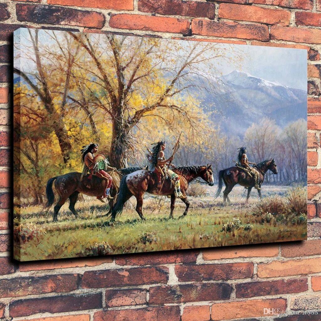 Corbeau Automne Home Décor Artisanats / HD Imprimer Peinture à l'huile sur toile Wall Art Toile Photos 191103