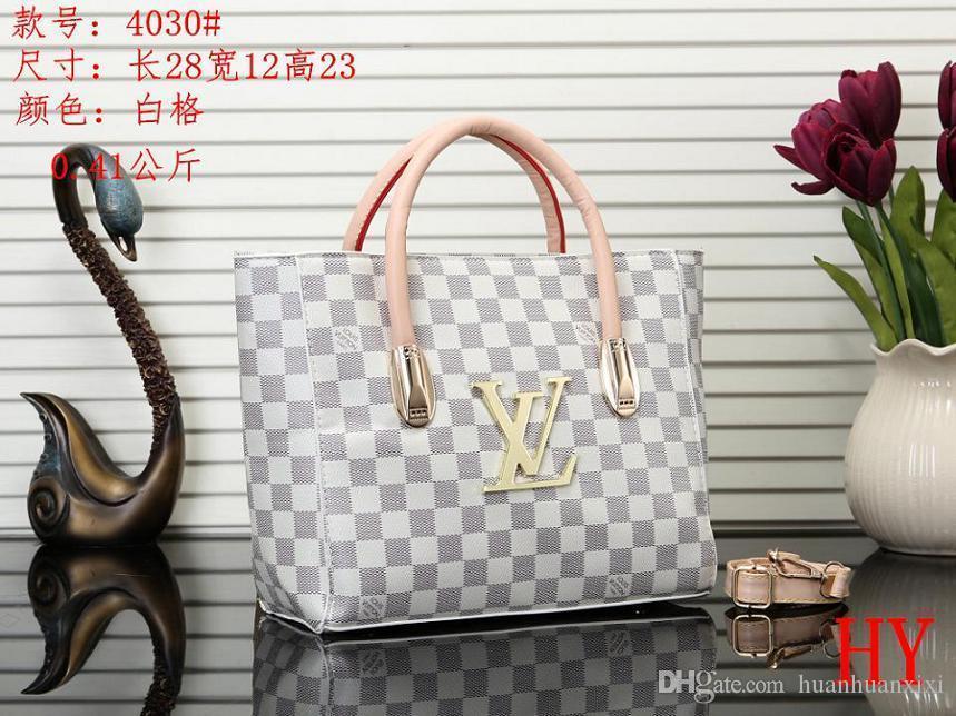 2020 Hot Handtaschen Handtasche Mode-Frauen-Beutel-Leder-Handtaschen-Umhängetasche Umhängetaschen für Frauen Messenger Frau Tote Schultertasche A082