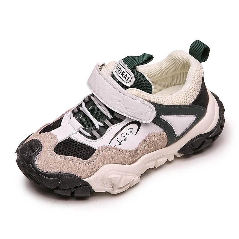 2020 nouvelles chaussures tout-petits chaussures bébé bébé baskets garçons chaussures tout-petits garçons formateurs des formateurs de formateurs pour bébés garçons de détail B691
