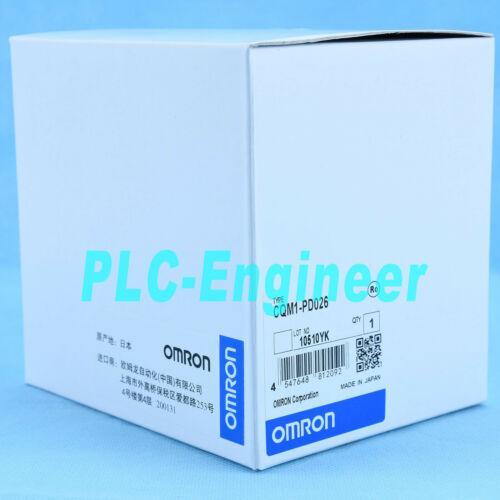 Nuevo en caja 1pc Omron PLC Fuente de alimentación CQM1PD026 CQM1PD026 envío libre