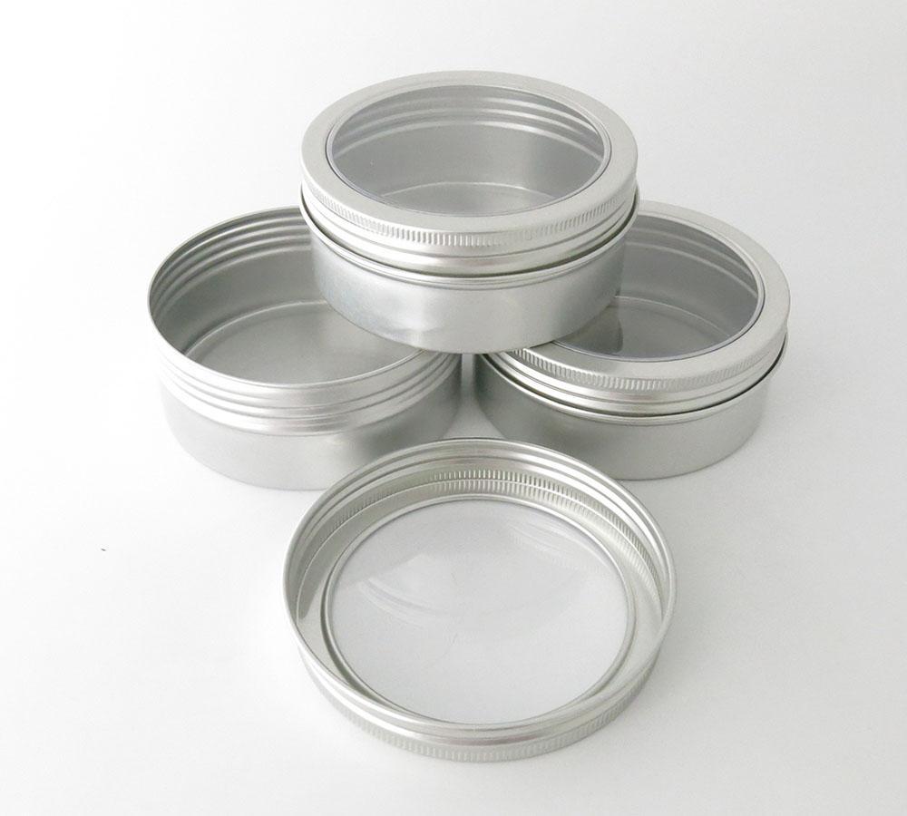 açık üst 30 x 200 gr alüminyum kutular, şeker çay kap için 200 ml, büyük metal kasa