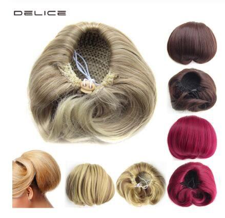 Acheter Pince Pour Chignon Donut Synthetique Droit Tresse Dans Le Cordon De Serrage Pour Femmes Hepburn Head Cheveux Chignon Donut Cheveux De 4 65 Du Xxx15017273325 Dhgate Com
