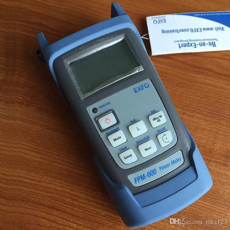 Kanada EXFO Optical Power Meter FPM-600 (FPM-602 FPM-602X) 40 Wellenlängen