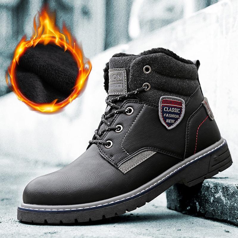 30 Degrees Below Zero Winter Boots Men