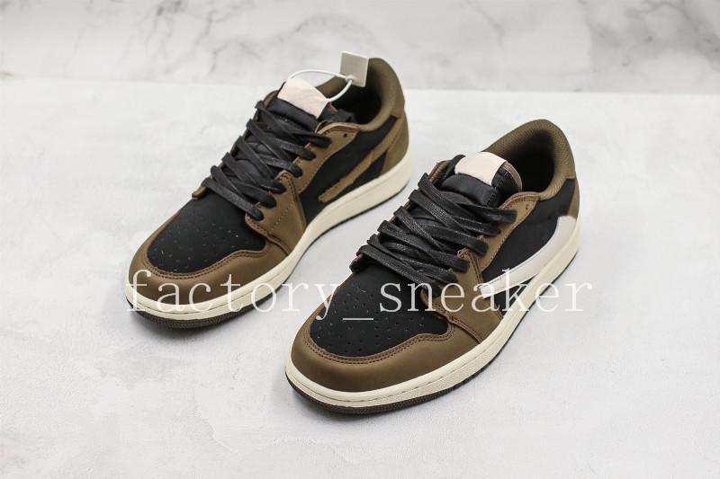 Acheter Chaussure Sneakers Pour Du Faible Limitée De Designer 86 1 45123 2019 39 Travis 1s Sport Hommes New X Baskets Scott WrQCxBoed