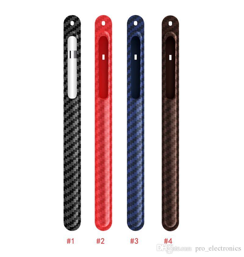 Для яблочного карандаш 1 случай роскошный силиконовый Пенал Сенсорный экран Pen Защитная крышка Чехол портативный чехол для яблочного пера