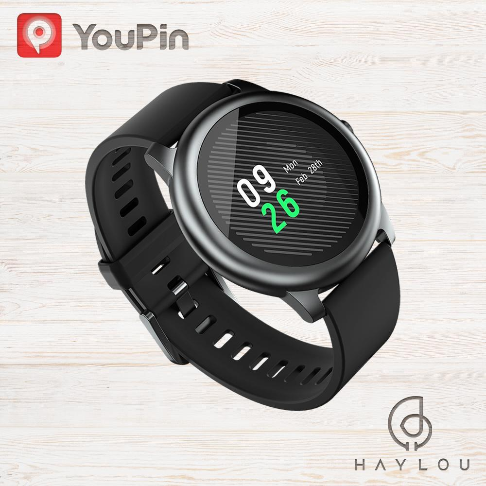 Xiaomi Youpin Haylou Solar Ls05 Smart Watch Sport Metal Round Case Heart Rate Sleep Monitor Ip68 Waterproof 30 Day Battery Ios Android Smart Watch Men Smart Watches Information From Shenzhen2020 0 48 Dhgate Com
