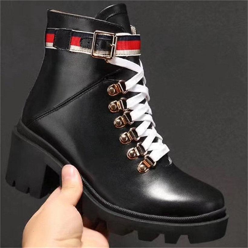 Мода Кожи звезда Женской обуви Женщина Кожа Короткой Осень Зима голеностопный модельер Марк Женская обувь B35