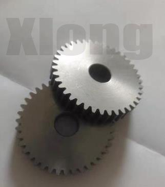 2 Stücke 1 Modul Getriebe 39 Zähne ZAHNRAD Platte 10mm Loch