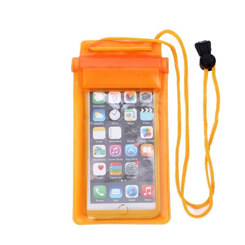 مصمم تحت الماء الهاتف الحقيبة الجاف للماء حالات الحقيبة غطاء حقيبة للهاتف اي فون X XS 7 6 بالإضافة إلى كوكه لسامسونج موبايل
