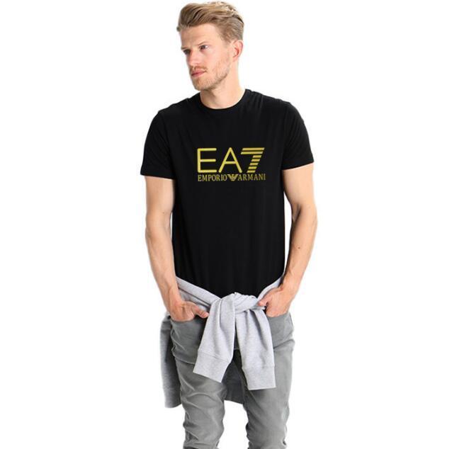 Novas Designer camisetas Mens Vestuário Marca Tops Camiseta Moda Verão Tide Braned letras impressas camisa dos homens Luxo Roupa S-2XL