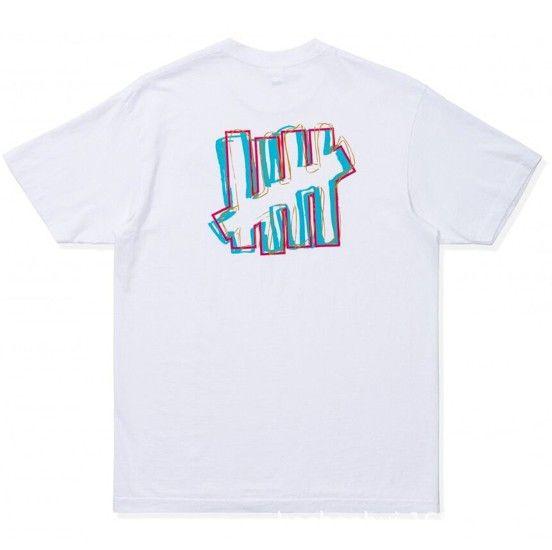 2019 concepteur Invaincu T-shirts pour hommes Designer Fashion manches courtes T-shirts imprimés T-shirts de coton d'été Casual Hauts gros