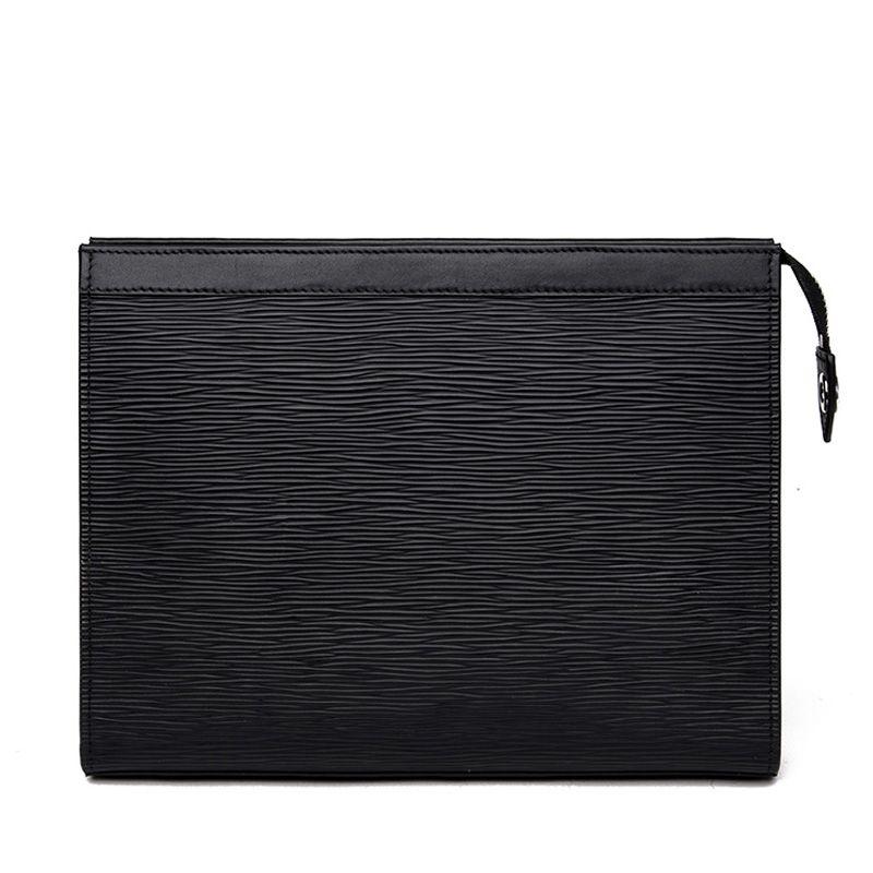 Wallet mens Toiletry Pouch 26cm women wallets men Clutch bag Handbags purses 47542 Care booklet Come with BOX