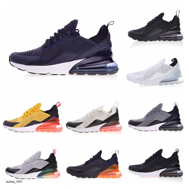 Nike air max 270 Brüden Philippinen Cushion Laufschuhe TFY Vibes Regency Lila Wolf Be True Black Trainers Sports Sneaker Big Size