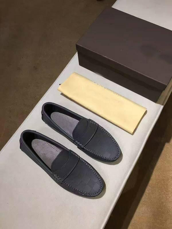Caja original !!! nuevo de la manera camisas de vestir de los holgazanes zapatos de cuero de zapatos de boda ocasional Walk París Oficina Drive plana talón de calidad superior size38-44
