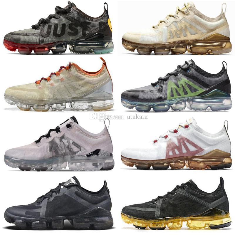2019 CPFM × 19 الاحذية ابتسامة أحذية رياضية الأزياء نظرة رجالي النساء المدربين الرياضة حجم 5.5-11