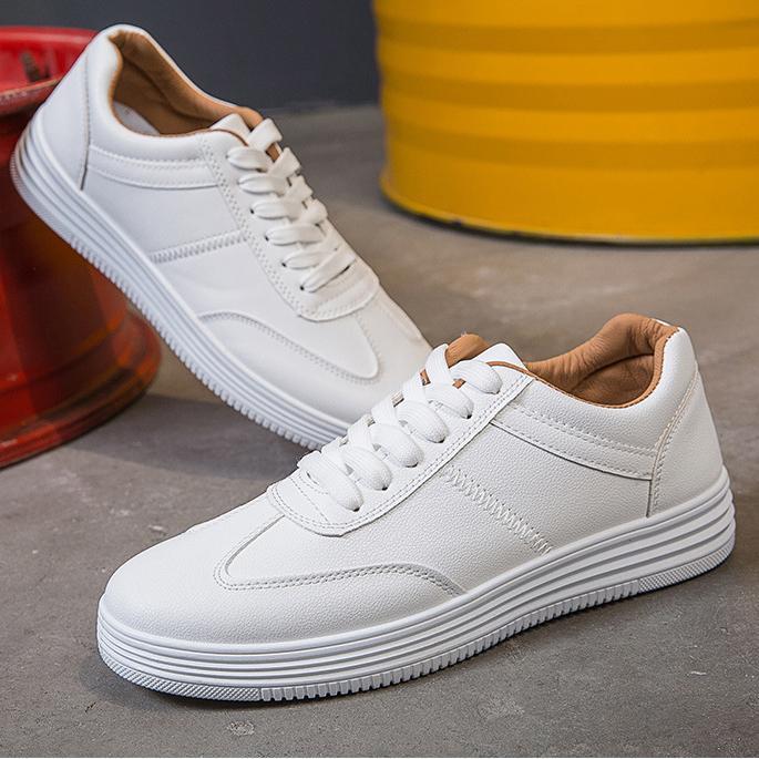 2020 Hot Venda Moda baratos Casual sapatos de plataforma triplas brancas da sapatilha sapatos combinação Mens Moda Casual Shoes tamanho Top Quality 36-44 Assim,