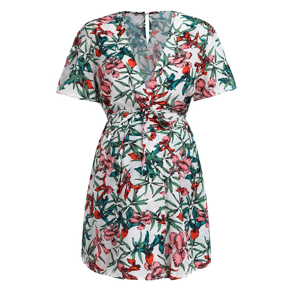 Frauen mutterschaft kleider kurzarm blatt drucken sommer elegante party pflege dress casual schwangere kleidung vetement femme 19 mai