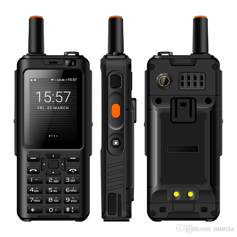 Alps F40 Zello Walkie Talkie Mobile Phone IP65 Waterproof Rugged Smartphone MTK6737M Quad Core Android Keyboard Feature Phone