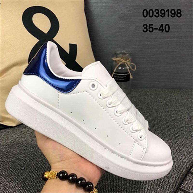 Новые женские 3 м светоотражающие роскошные повседневные туфли мужские дизайнерские туфли мода партия туфли на платформе бархат Легкая атлетика плоские кроссовки