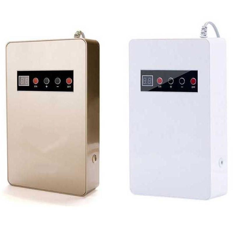 Ozon-Generator Ozon für Wasser Luftreiniger Luftreiniger Ozonator Maschine 220V 400mg / h Luftreiniger Sterilisator Lebensmittel Gemüse Obst