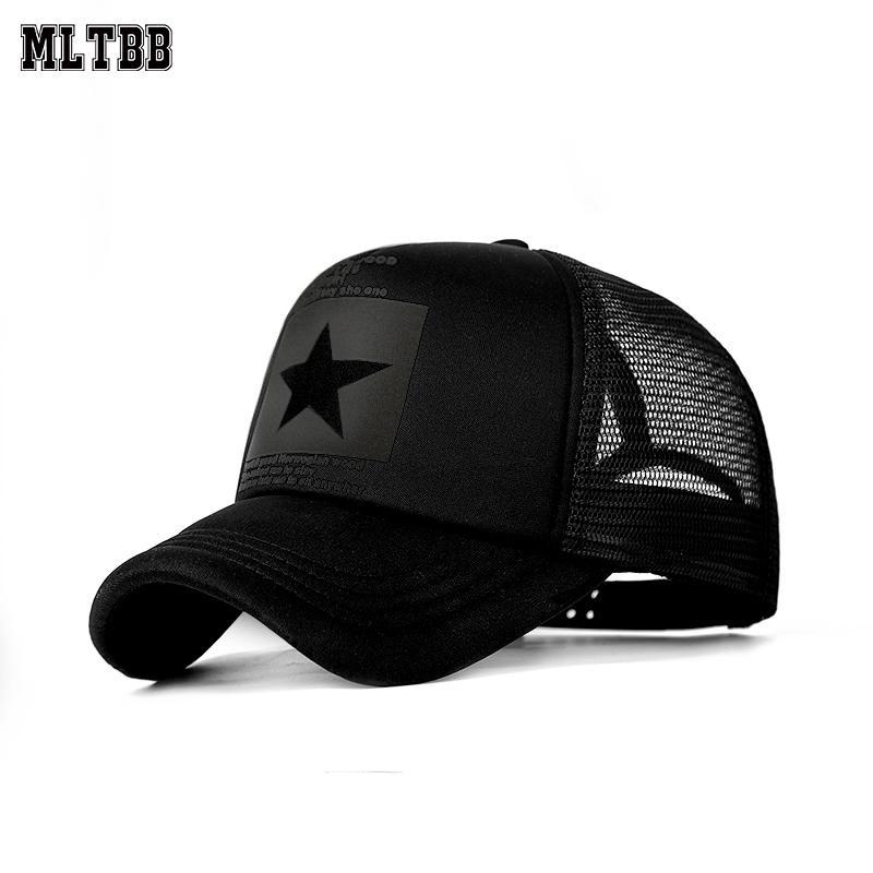 MLTBB modo di marca esterna Cappello da baseball traspirante Uomini Donne Estate Mesh Cap berretto di baseball Gorras