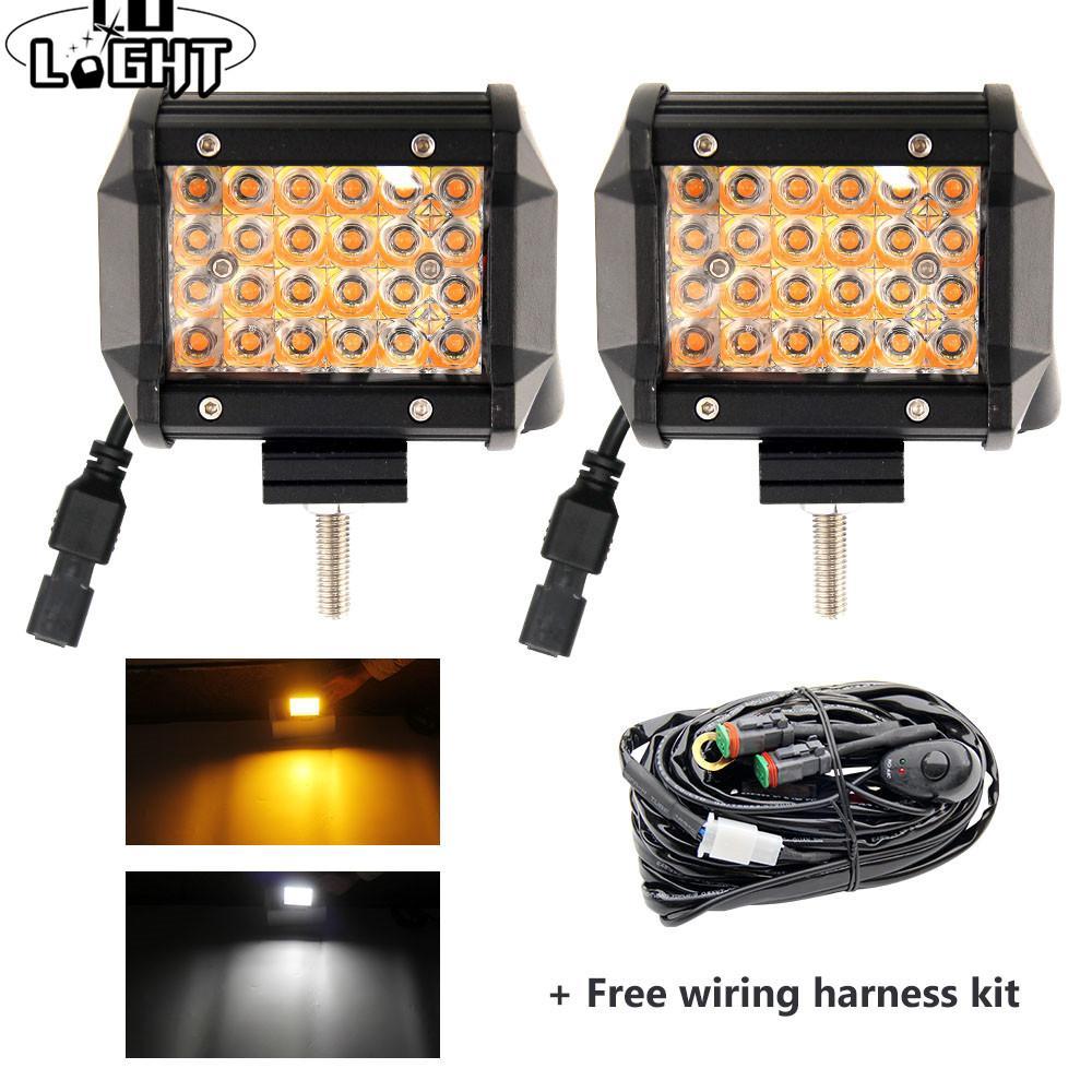 Fog Driving Lights On 12 Volt 55 Watt Fog Light Wiring Harness
