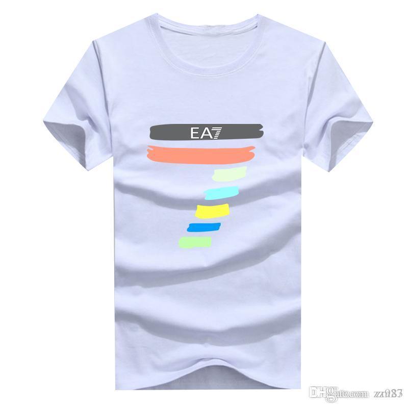 de los hombres de diseño y graffiti camiseta de la camisa de hip-hop camiseta de algodón firma diseñador original camiseta punky de las mujeres de los hombres de la marca