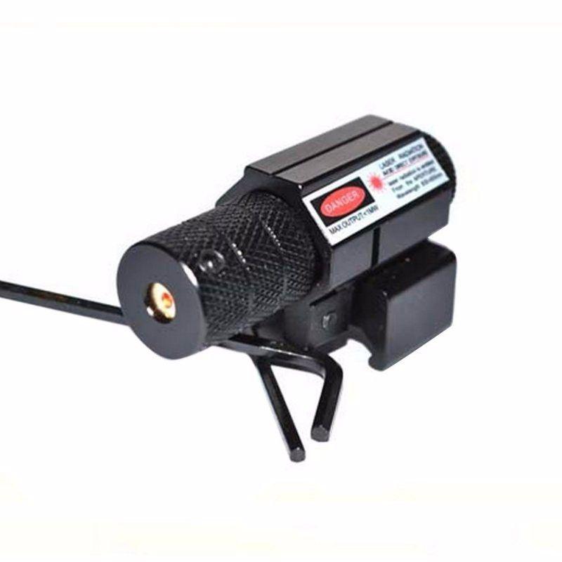 무료 배송 전술 레드 닷 레이저 시력 범위 마운트 21mm Picatinny 레일 마운트 + 2x 렌치 총 라이플 사냥 광학