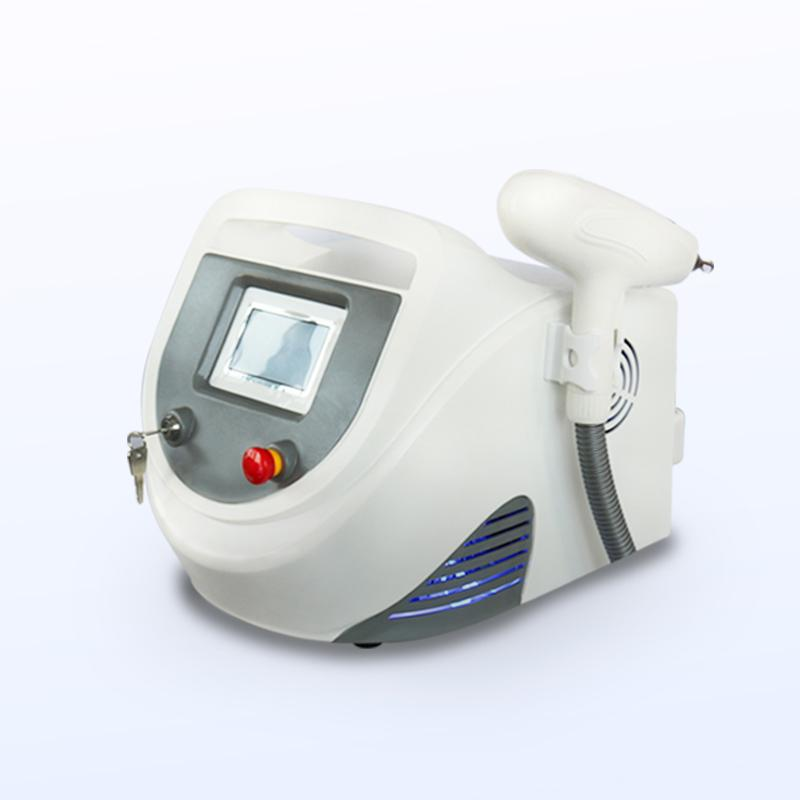 Taibo best effect portable 1064nm 532nm 1320nm q switched nd yag laser machine carbon peeling skin whiten eyebrow tattoo remover