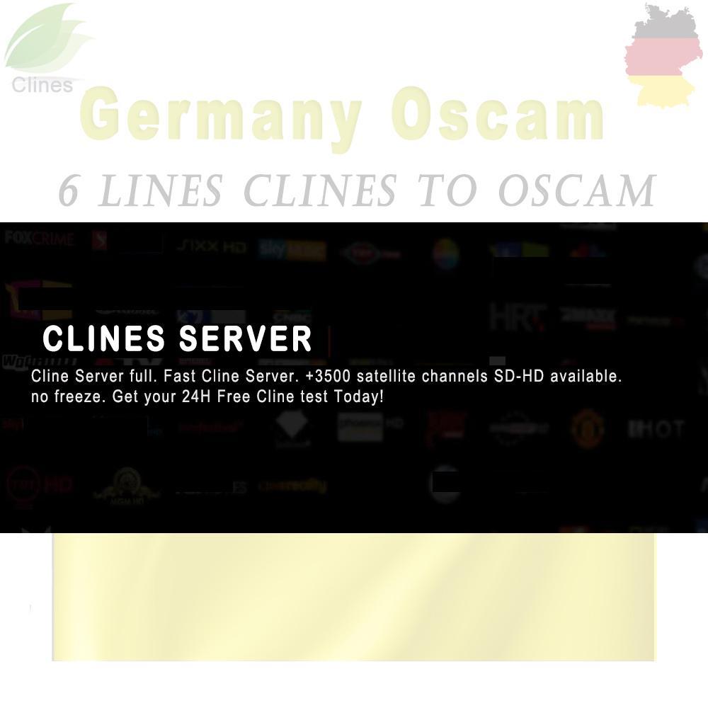 Oscam Lines