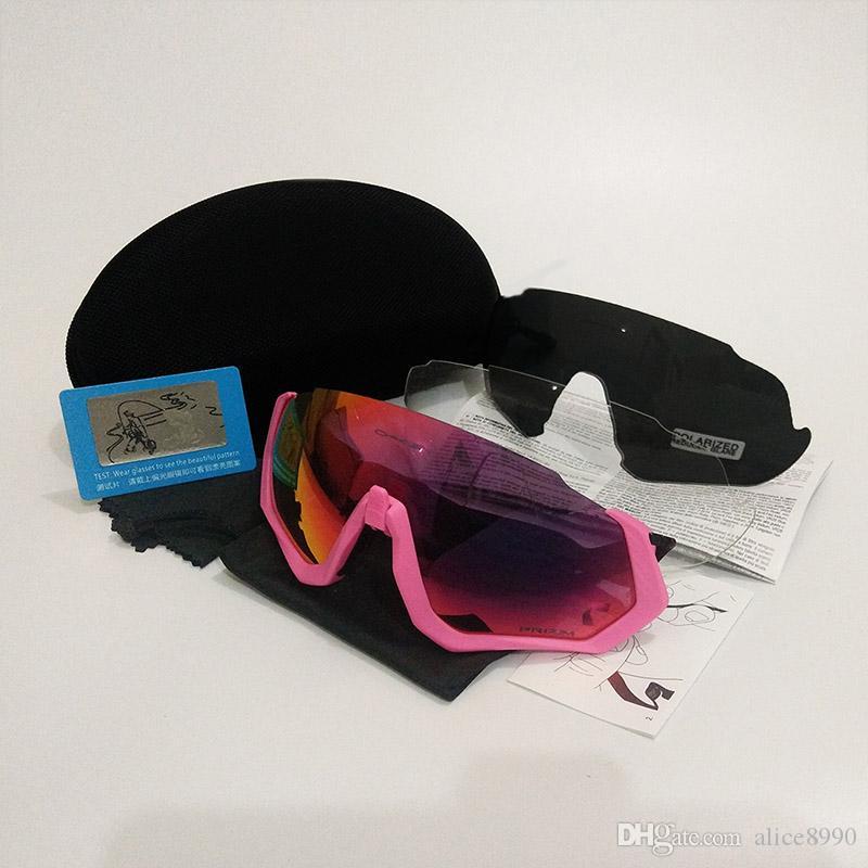 Поляризованные велосипедные солнцезащитные очки Фотохромный объектив Новый стиль велосипед бегущий рыбалка спортивные солнцезащитные очки Bicicleta Gafas Ciclismo 3 шт линзы 9401