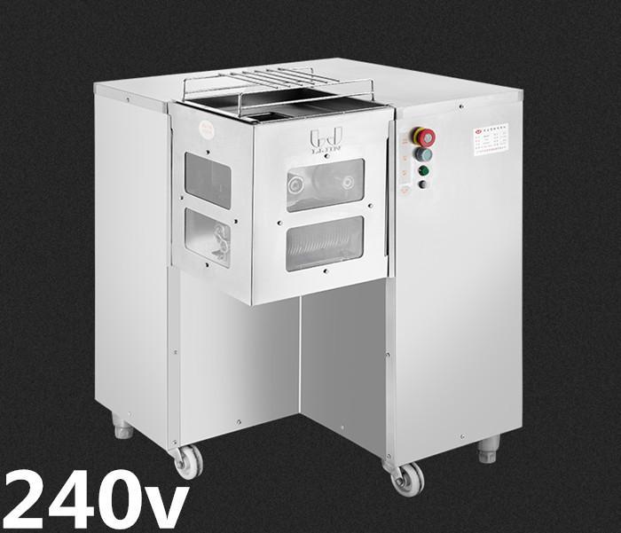 Neue 240V QSJ-B Multifunktions Vertikale Fleischschneider, Fleischschneidemaschine, Fleischschneidermaschine, Produktion 800kg / Stunde
